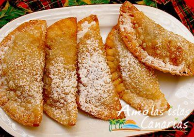 truchas comida tipica de las islas canarias adeje