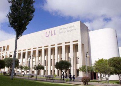 universidad de la la laguna ULL en tenerife