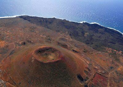 volcan de güímar en tenerife