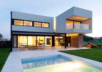 casas modernas con piscina de lujosas estilos retros y clasicas en Mega Casa Canarias Tenerife Islas Canarias