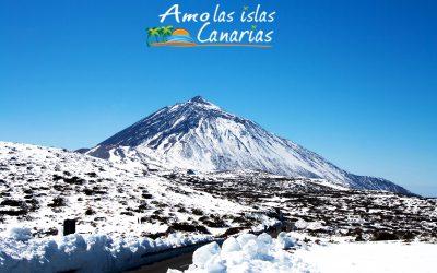 El Volcan Teide Tenerife Islas Canarias montaña