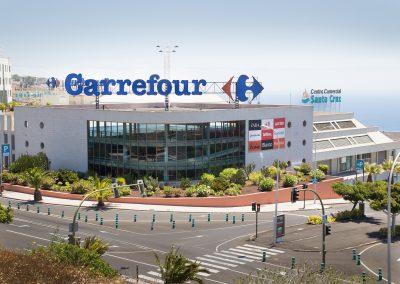 centro comercial carrefour añaza en tenerife amo las islas canarias