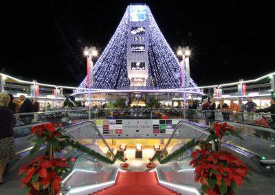 centro comercial el duque en costa adeje tenerife amo las islas canarias navidad