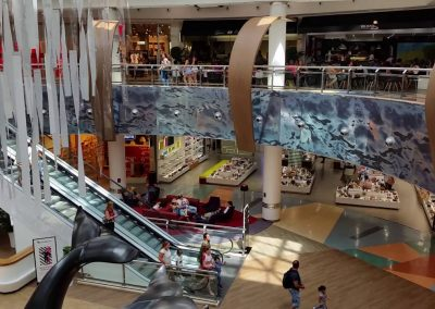 centro comercial meridiano desde dentro amo las islas canarias tenerife santa cruz