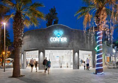 centro comercial the corner en adeje tenerife amo las islas canarias