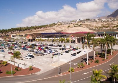 siam mall centro comercial vista panoramica en costa adeje tenerife amo las islas canarias