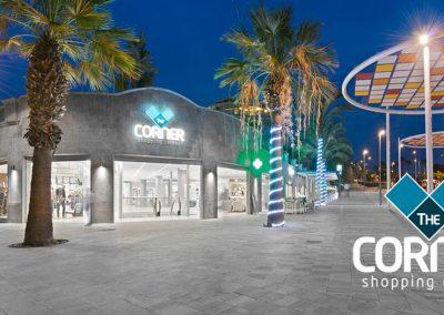 the corner en tenerife adeje amo las islas canarias centro comercial