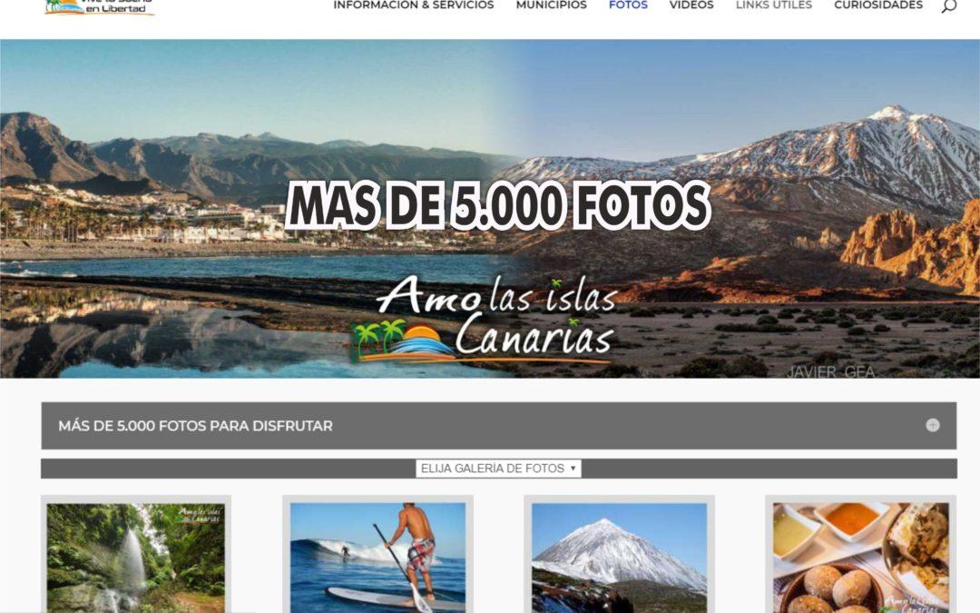 fotos de las islas canarias tenerife sur