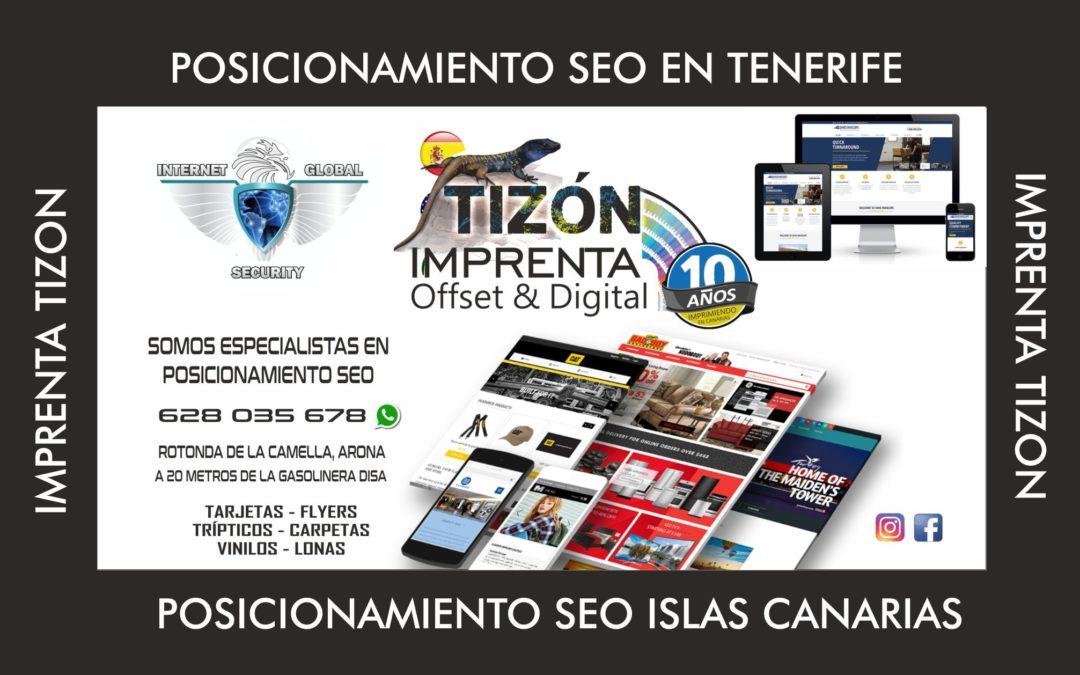 Marketing DIGITAL ISLAS CANARIAS adeje