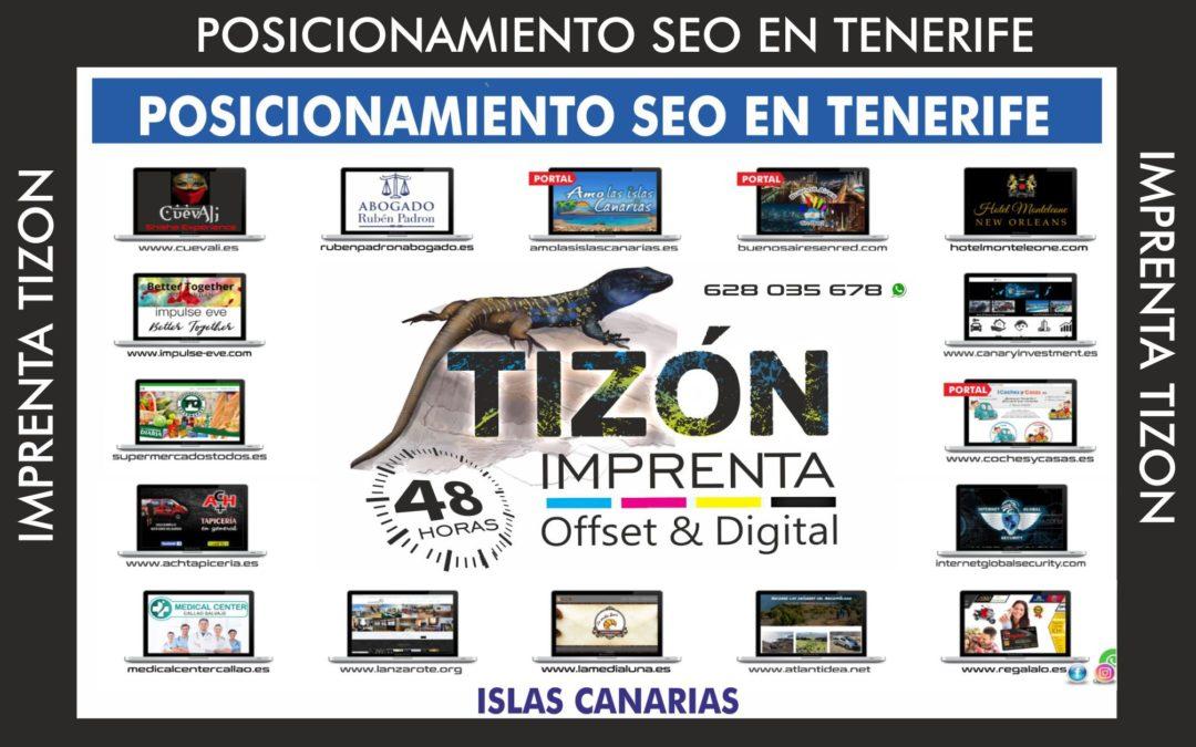 agencia de MARKETING DIGITAL en ISLAS CANARIAS TENERIFE SUR adeje