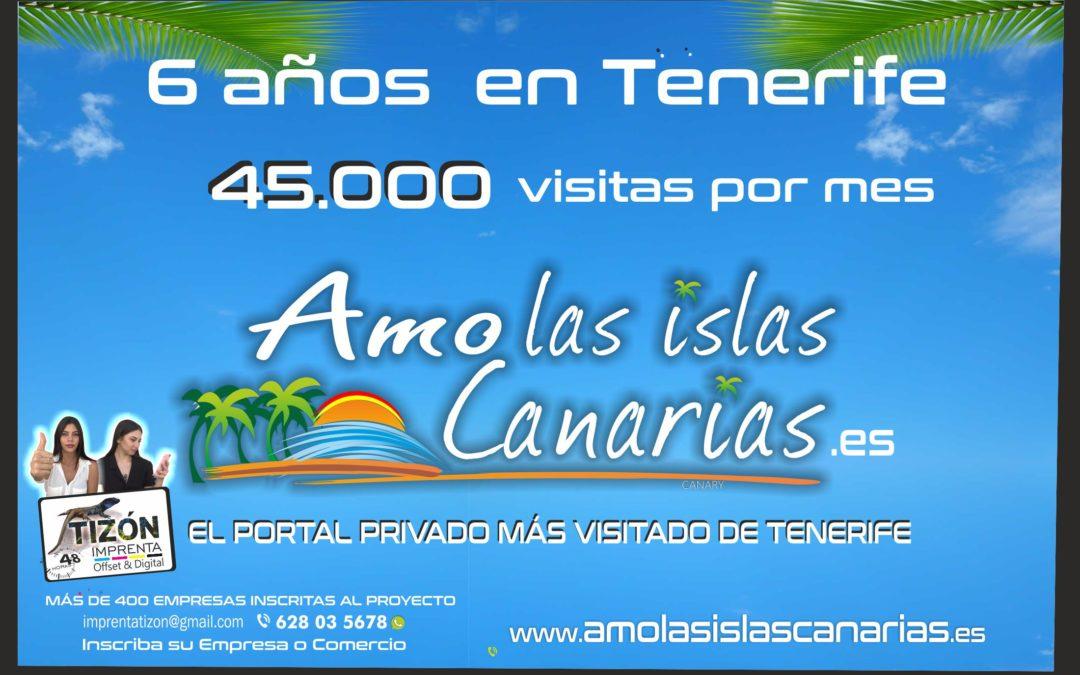 portal web islas canarias informacion comercios infocommercio international san miguel da abona