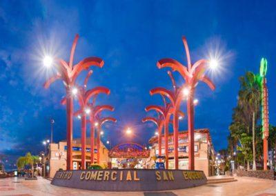 centro comercial san eugenio en costa adeje tenerife sur ocio zona de turismo en tenerife