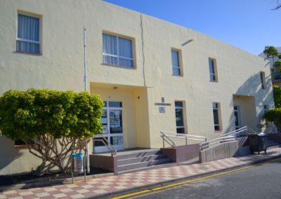 centro cultural de fañabe en adeje tenerife sur biblioteca estudiar aprender actividades