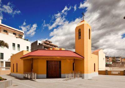 ermita iglesia de armeñime en adeje tenerife sur misa religion monumentos historicos