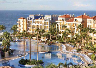 hotel bahia principe en costa adeje tenerife sur hotel de 4 estrellas