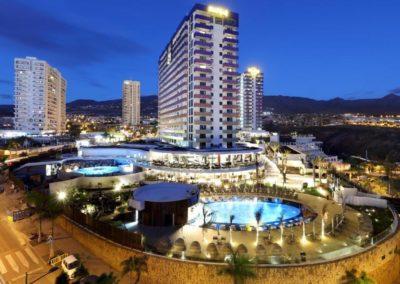 hotel hard rock en playa paraiso costa adeje tenerife sur hotel de 5 estrellas