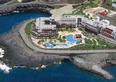 hotel roca nivaria en playa paraiso costa adeje tenerife sur hotel de 5 estrellas