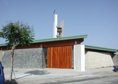 iglesia de fañabe en adeje tenerife sur religion misa catolica