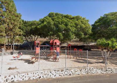 parque en la camella arona tenerife sur parque para niños merendero de la camella juegos diversion