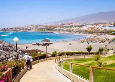 playa de fañabe en adeje tenerife sur playas de arena en tenerife ocio y turismo