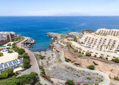 playa paraiso en costa adeje tenerife sur hoteles y turismo en adeje