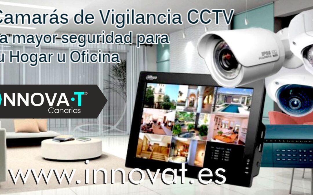 instalaciones cctv soluciones de video vigilancia camaras profesionales islas canarias