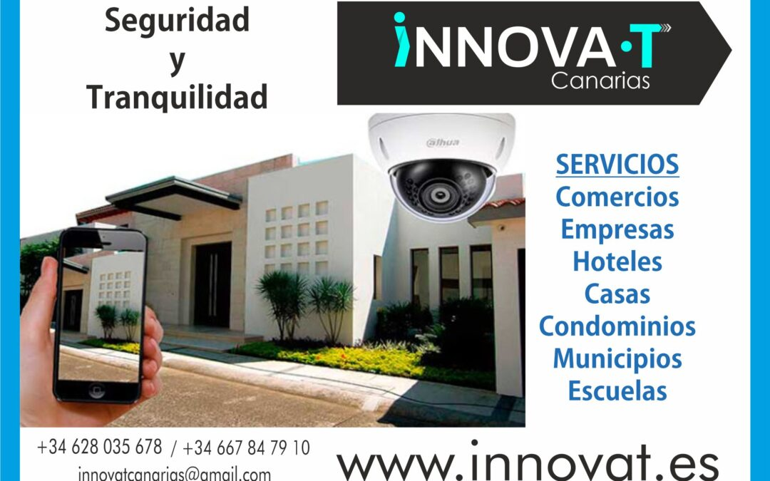 servicio de videovigilancia en tenerife sur empresa de seguridad canarias cctv