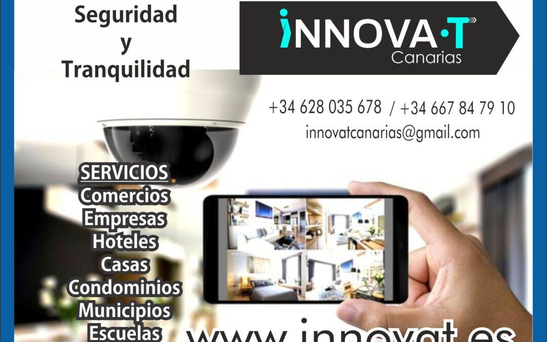 servicio instalacion de camaras cctv para oficinas comercios empresas negocios canarias