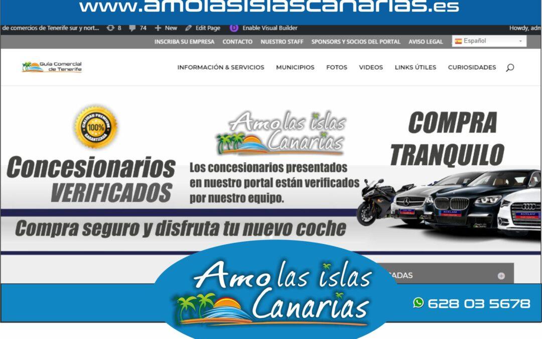 coches de ocasion Tenerife Sur Islas Canarias