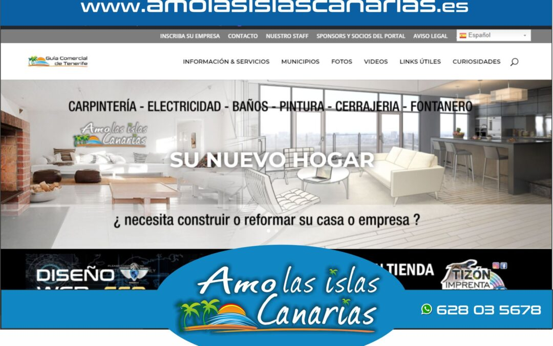 construccion y reformas en Tenerife sur y norte Islas Canarias