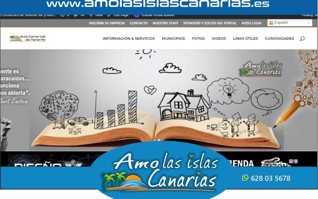 educacion y cursos en Tenerife sur y norte Islas Canarias