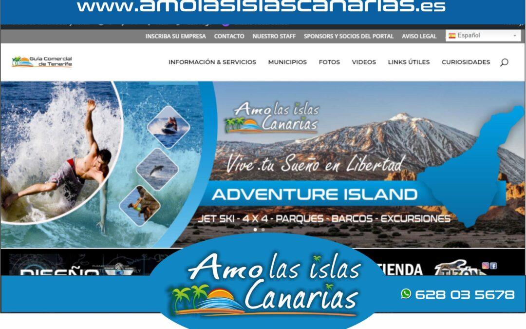 excursiones en Tenerife sur Islas Canarias
