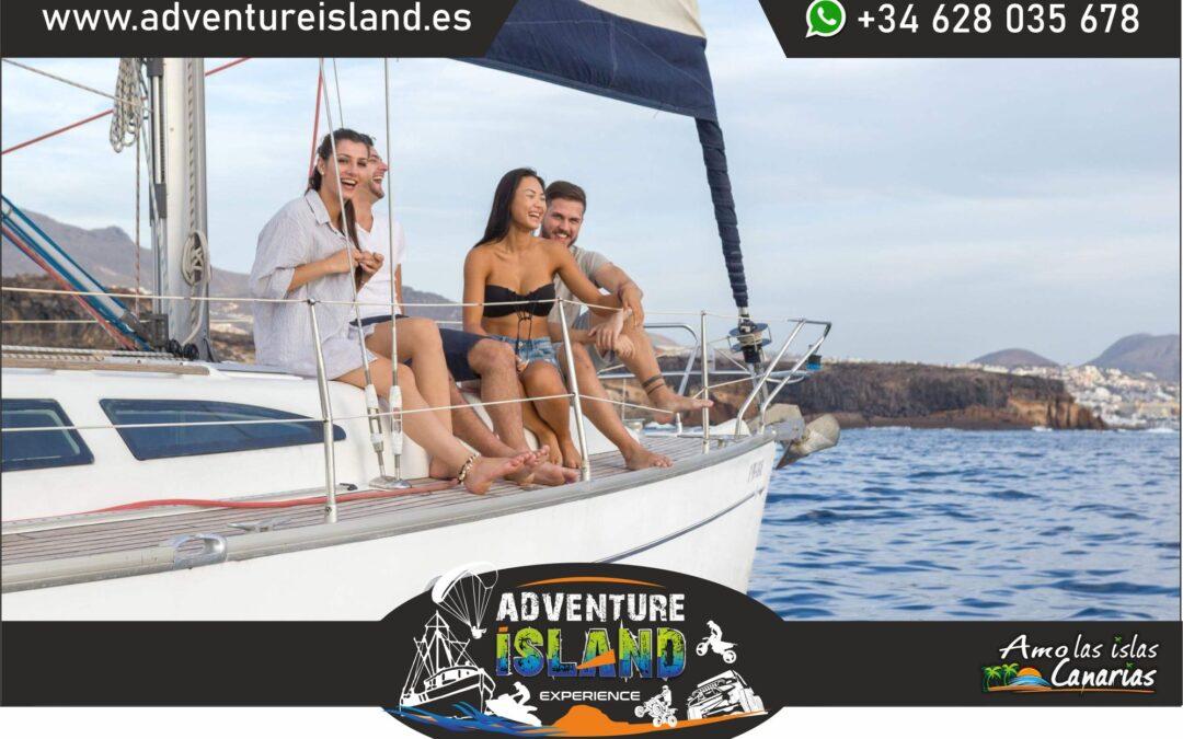 excursiones en barco en adeje arona