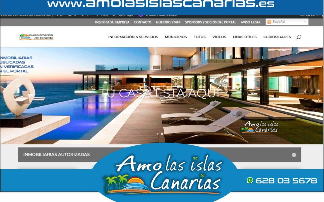 inmobiliaria en Tenerife sur Islas Canarias