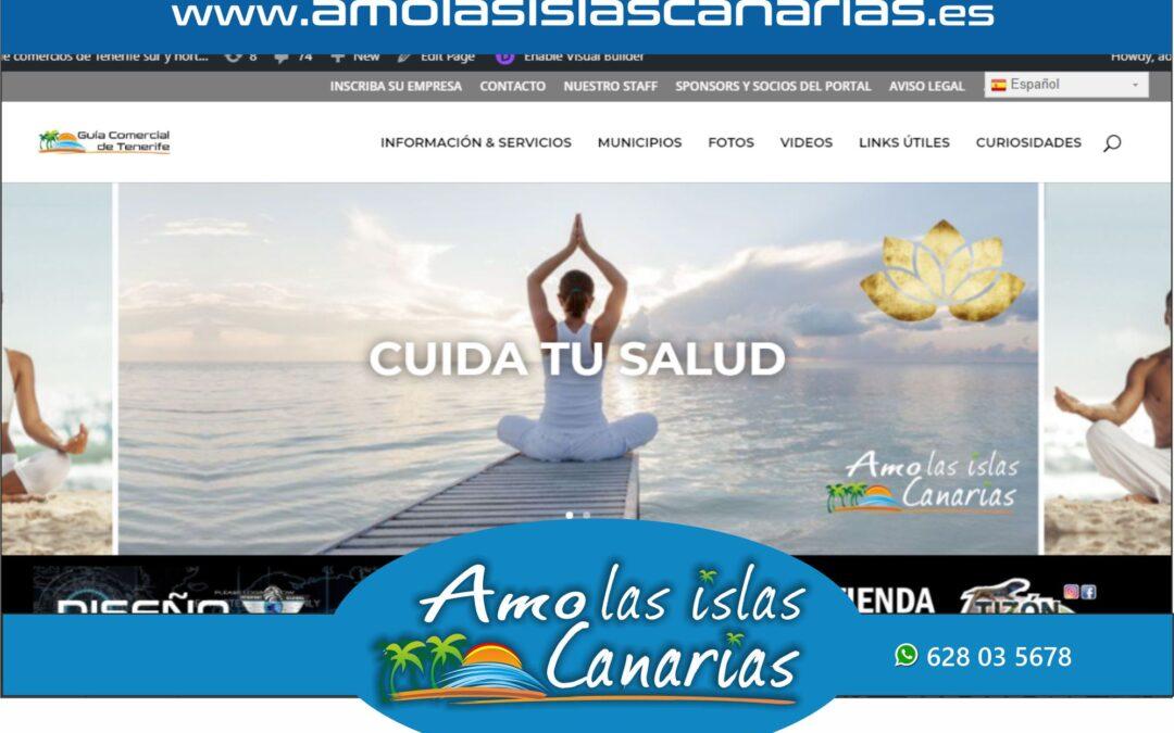 terapias y bienestar en Tenerife sur Islas Canarias