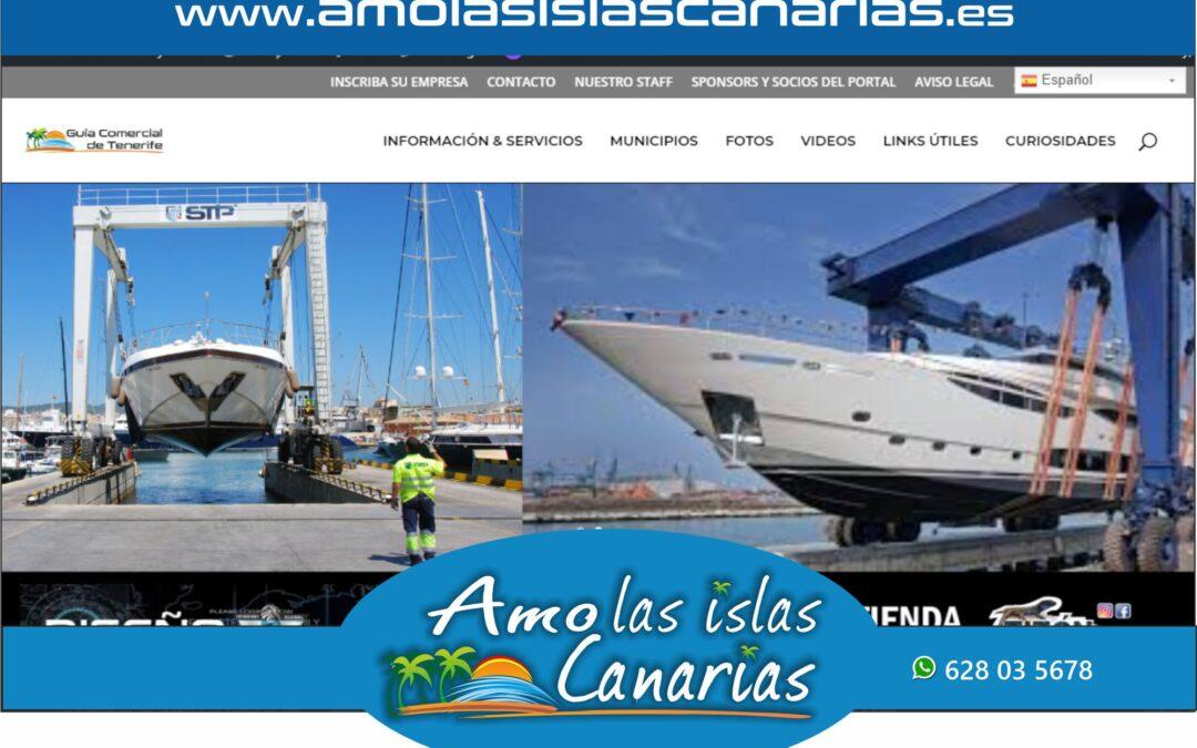 venta y servicios de barcos en Tenerife sur Islas Canarias
